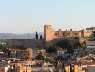 Ciudad de Tortosa, casco viejo